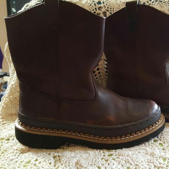 afb3c5daa0b Kids Size 3 Georgia boots
